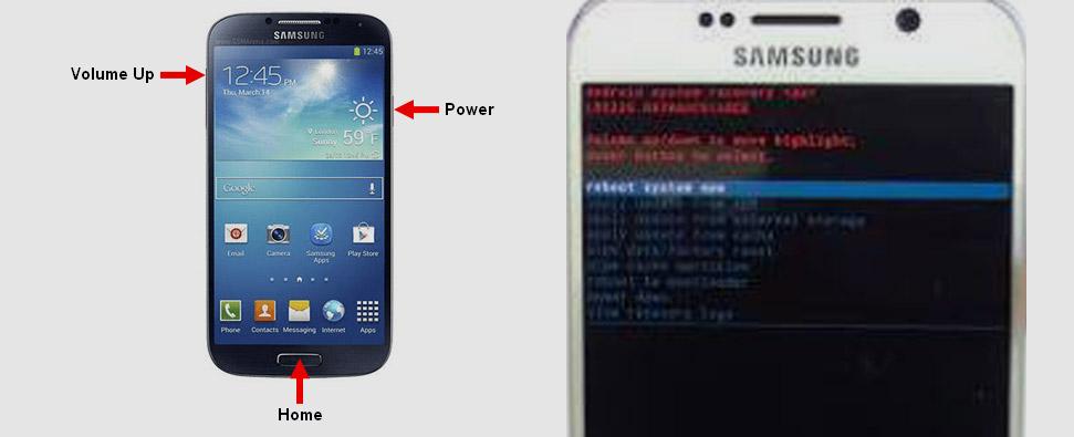 Samsung Hard Reset Tutorial